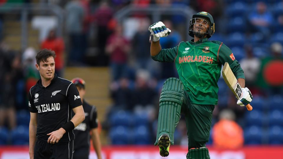Bangladesh's win in the ICCChampions Trophy 2017 knocked New Zealand out of the tournament and made Australia's last game against England a must-win.