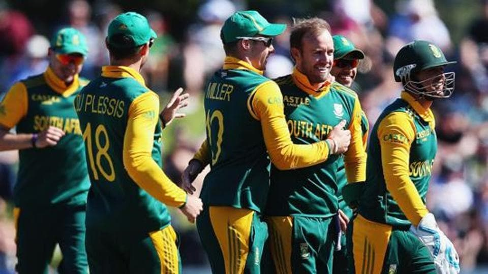 South Africa face India in a must-win game of the ICC Champions Trophy 2017.