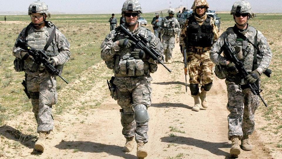 An Afghan official says that two US soldiers have been killed after an Afghan army solider opened fire on them in eastern Afghanistan.