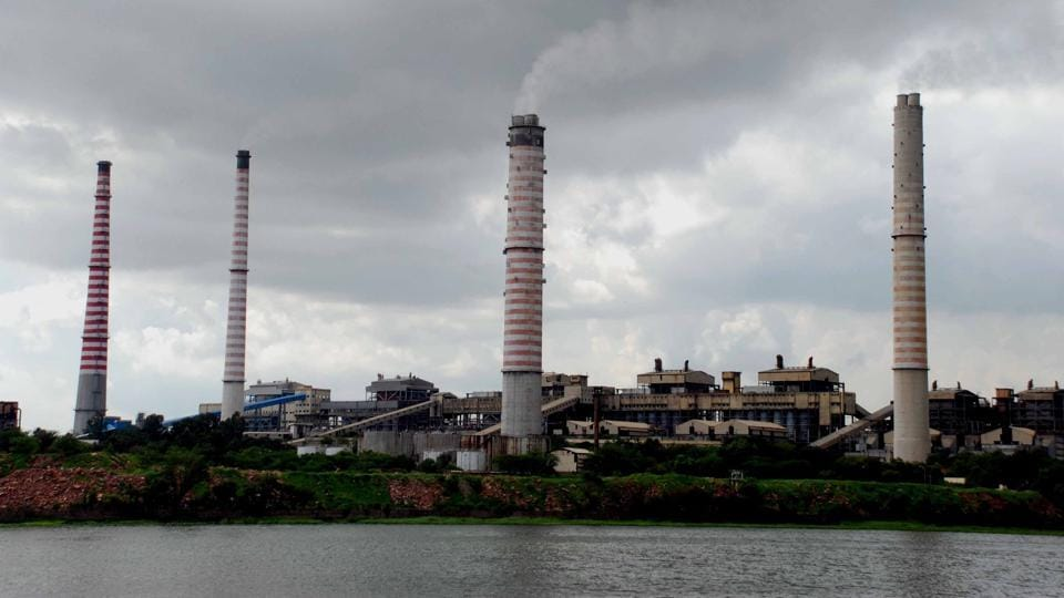 The thermal power station of Kota. Over the past three years, the capacity to generate power increased 8.6% annually, while demand for power grew just 4.4% every year. During the 10 years of the UPA government, demand for power had grown at annual pace of 6%.