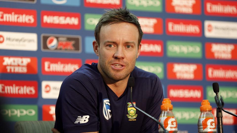 South Africa's AB de Villiers says he wants to return to form against India. (REUTERS)