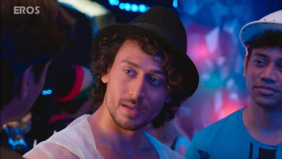 Tigr Shroff plays a dancer in Munna Michael.