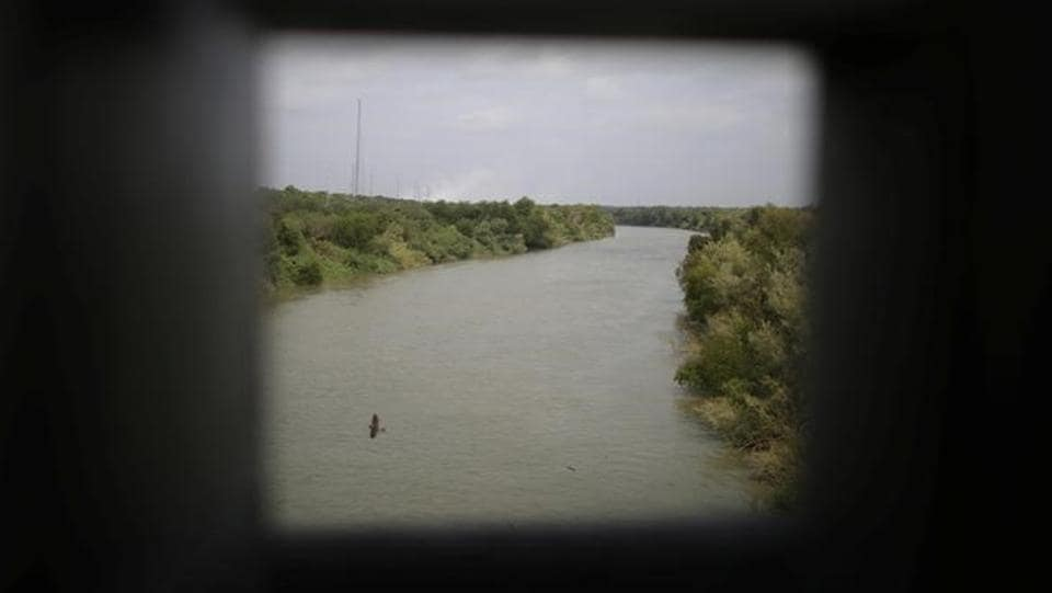 "The Rio Grande river is seen at a pedestrian port of entry from Mexico to the United States, in McAllen, Texas. US Homeland Security Secretary John Kelly said on a visit to El Paso, Texas in April, ""We have ended dangerous catch-and-release enforcement policies."" But immigration attorneys, government statistics and even some officials from U.S. Immigration and Customs Enforcement, which falls under Kelly, suggest that despite the DHS chief's statement, there has been no clear change to the catch-and-release policy. (REUTERS)"