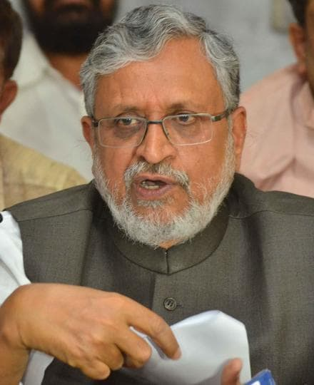 BJP leader Sushil Modi has made a number of 'exposes'  on property acquired by family members of Lalu Prasad.