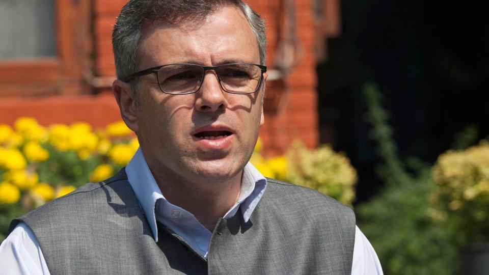Abdullah, the working president of opposition National Conference (NC), alleged the Centre has also distanced itself from all promises of the state government's common minimum programme.
