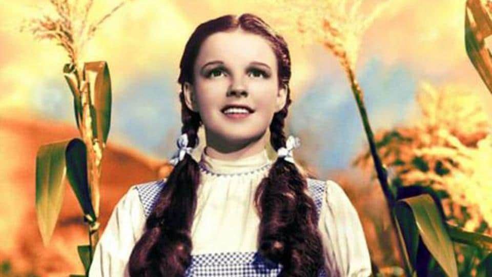 Judy Garland, star of classic films including The Wizard of Oz and Meet Me in St. Louis, died in 1969 at age 47 in London.