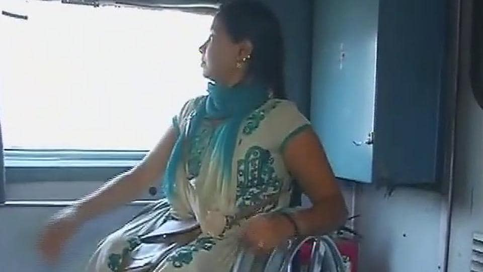 Survana Raj, a para-athlete, says she had to sleep on the floor of train after she was allotted an upper berth on a Nagpur-Delhi train