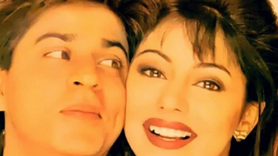 Shah Rukh and Gauri married in 1991.
