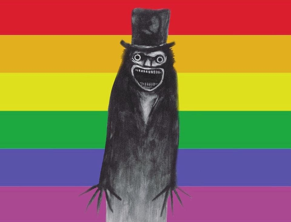 The Babadook became a cult sensation after its 2014 release.