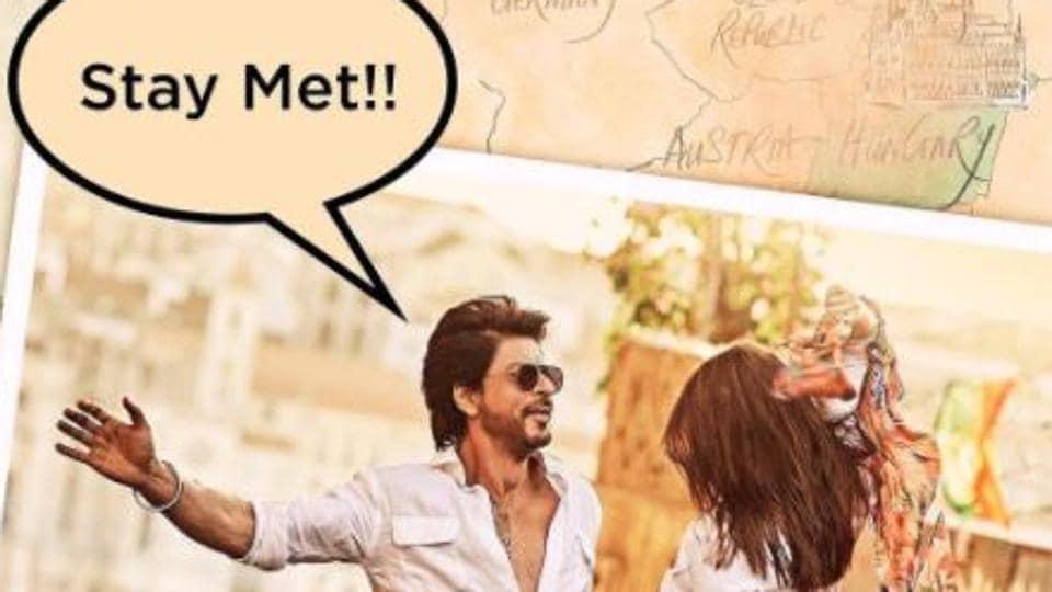 Jab Harry met Sejal,Toilet - Ek Prem Katha,Shah Rukh Khan
