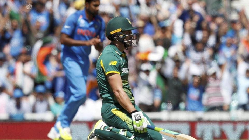 Champions Trophy: India beat South Africa, enter semi-final