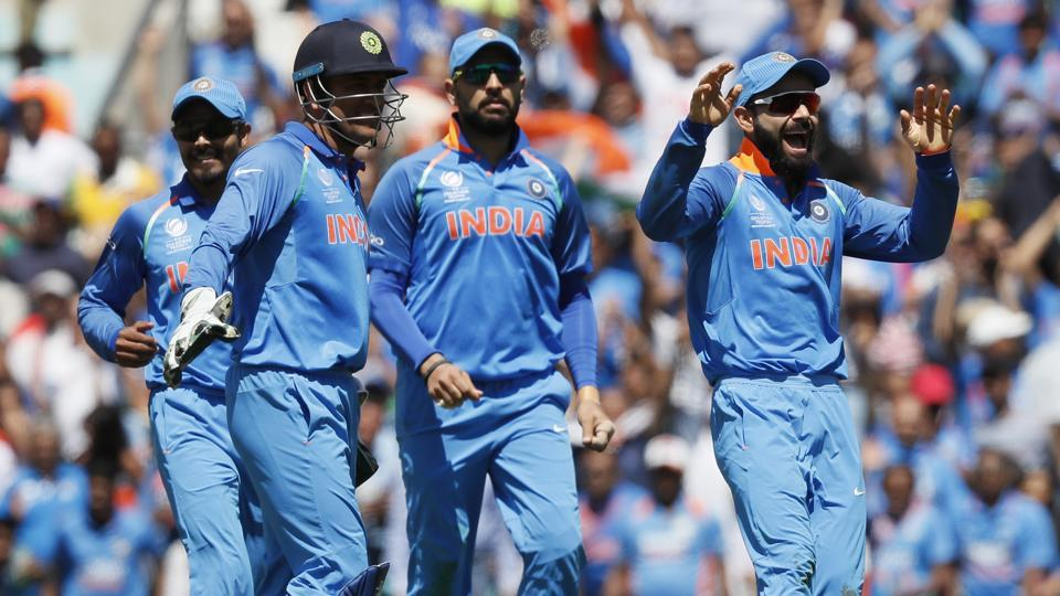 Virat Kohli -led India crushed South Africa by eight wickets in a must-win ICC Champions Trophy 2017 match. Get highlights of India vs South Africa ICC Champions Trophy 2017 match here