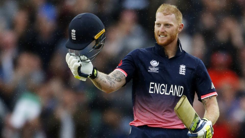 Ben Stokes helped England knock out Australia from the ICC Champions Trophy 2017 on Saturday.