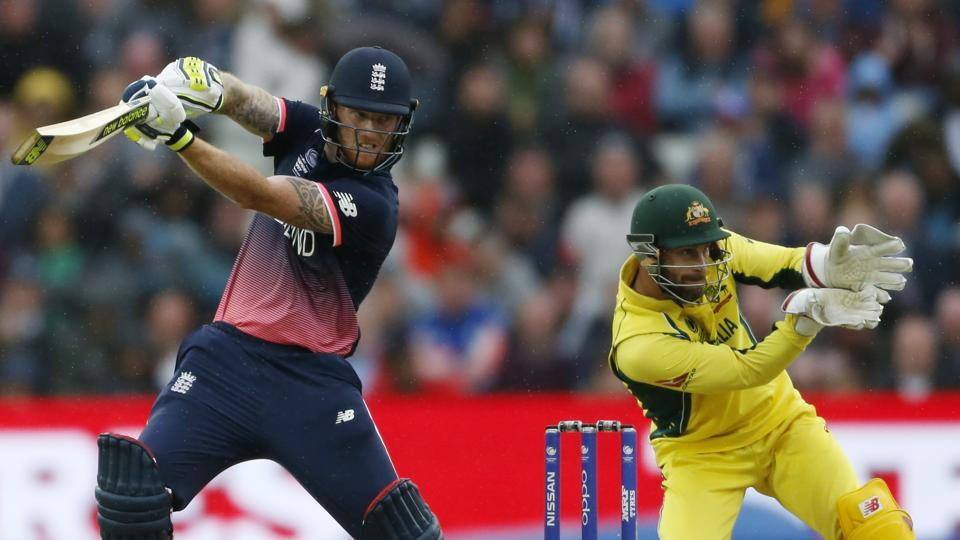 Ben Stokes' century helped England beat Australia by 40 runs via D/L method in their ICC Champions Trophy Group A encounter. Watch video of Australia skipper Steve Smith's post match press conference here.