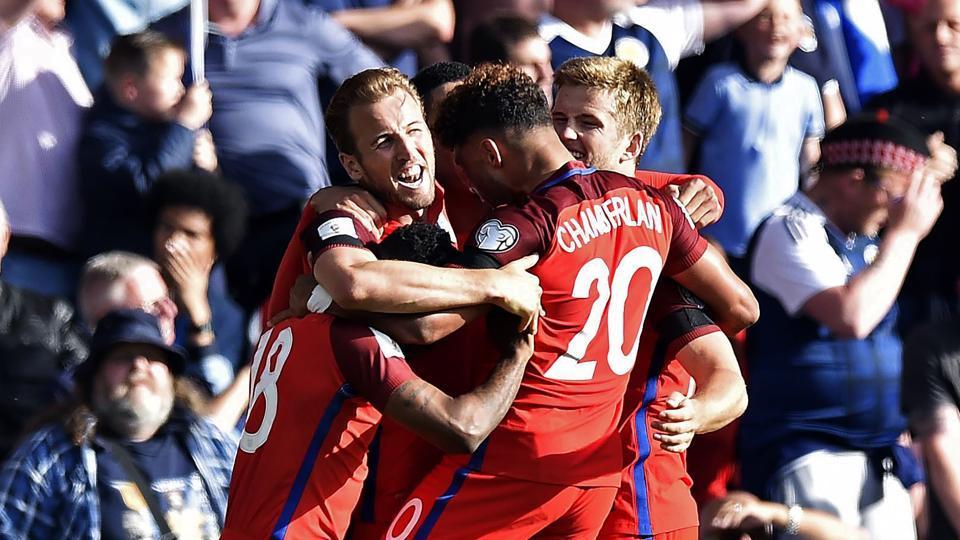 England national football team,Harry Kane,Scotland