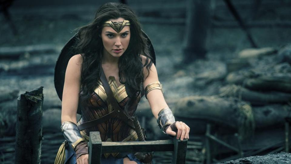 This image released by Warner Bros. Entertainment shows Gal Gadot in a scene from Wonder Woman, in theatres on June 2.