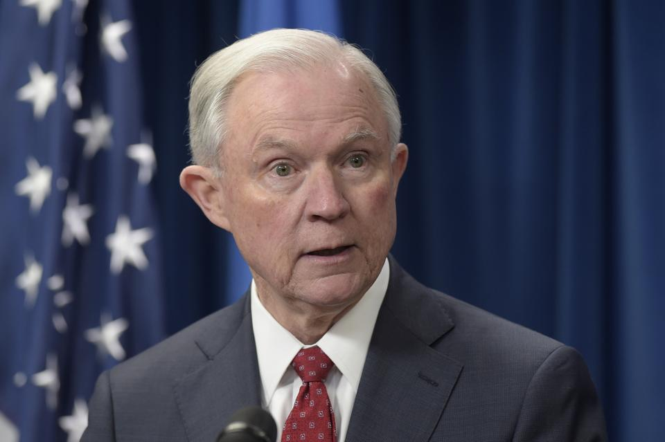 Fresh questions for Sessions _ and he'll answer in public