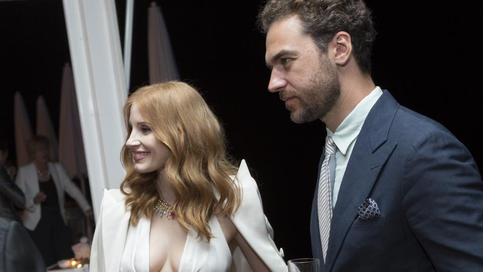 Jessica Chastain married Italian fashion executive Gian Luca Passi de Preposulo .