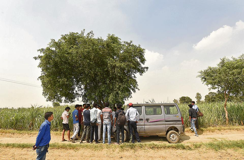 Noida,Noida news,Jewar gangrape and murder