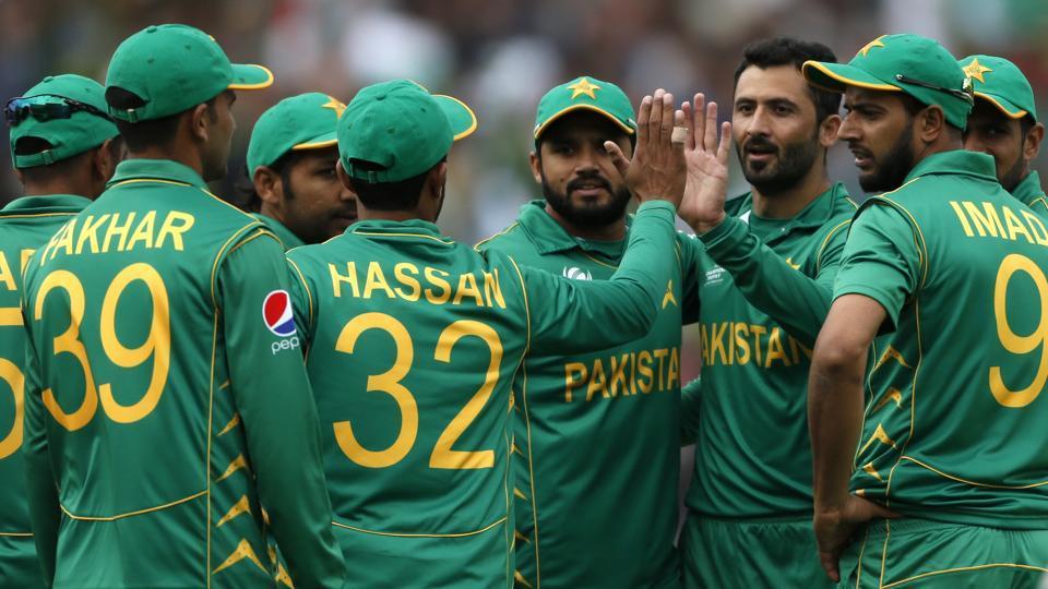 ICC Champions Trophy,Champions Trophy 2017,Pakistan national cricket team