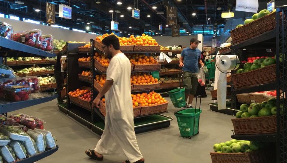 Local Food Market Vs