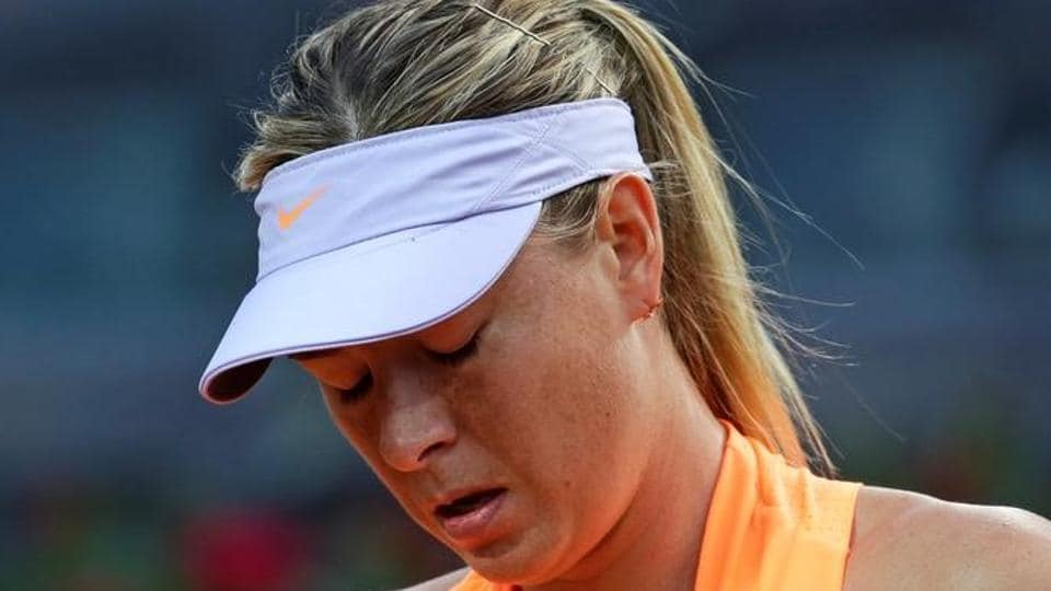 Russian tennis ace Maria Sharapova will skip the entire grass court season including Wimbledon.