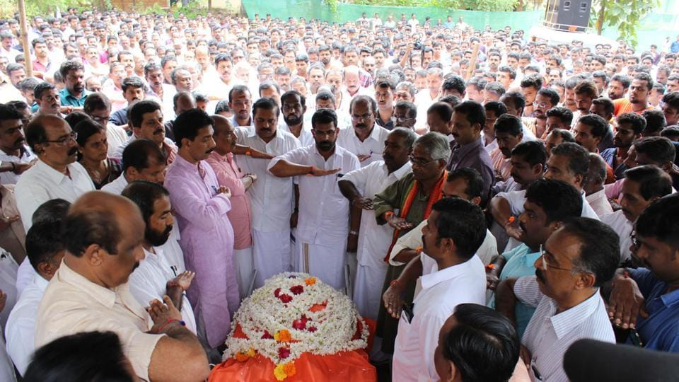 Recurring political violence between the RSS and the CPI(M)  has led to a culture of bandhs in Kerala. The Sangh Parivar has so far called 25 of the 63 bandhs  so far by political parties.