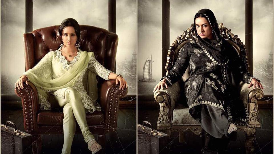 Actor Shraddha Kapoor will be seen in the film Haseena Parkar, a film based on Dawood Ibrahim's sister Haseena.