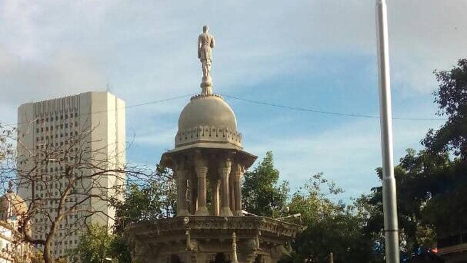 Mumbai city news,Mulji Jheta fountain,south Mumbai
