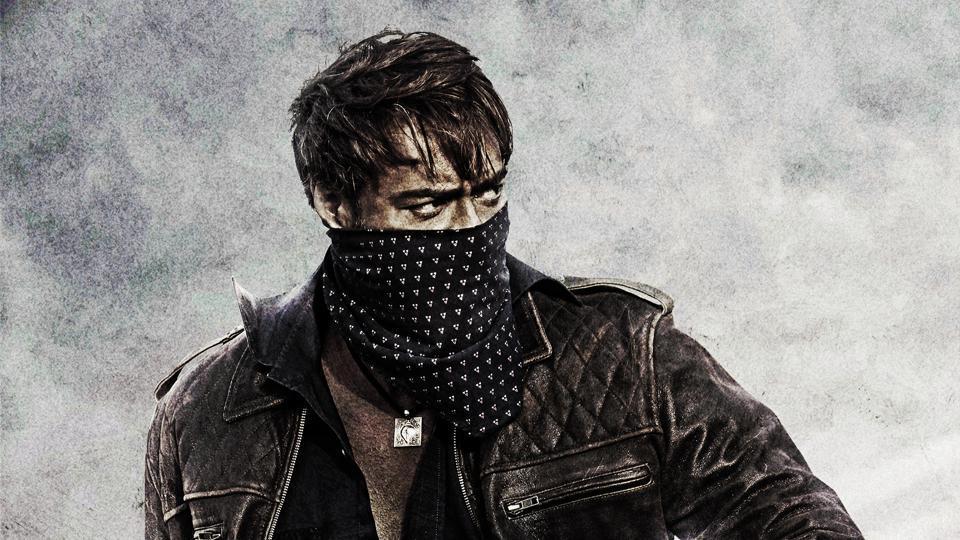 Ajay Devgn,Baadshaho,First look