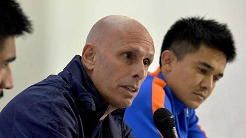 India vs Kyrgyz Republic,Stephen Constantine,AFC Asian Cup