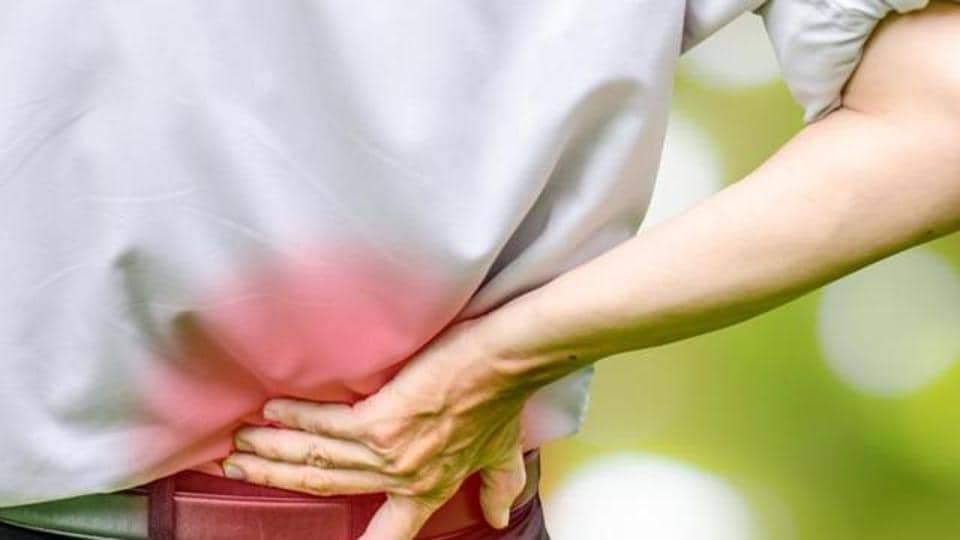 Researchers have found a link between back pain and increased suicide risk.