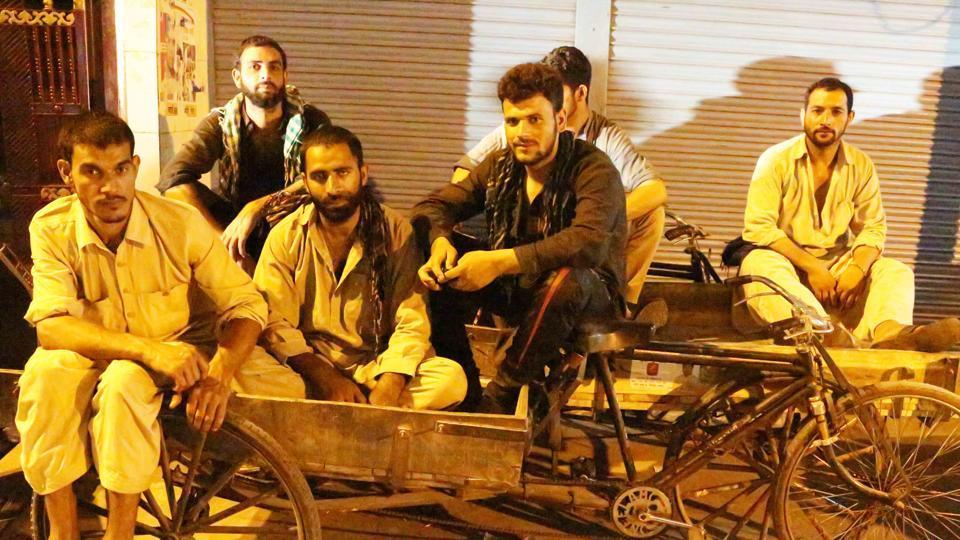 Delhi news,Delhi wale,Kashmiri labourers