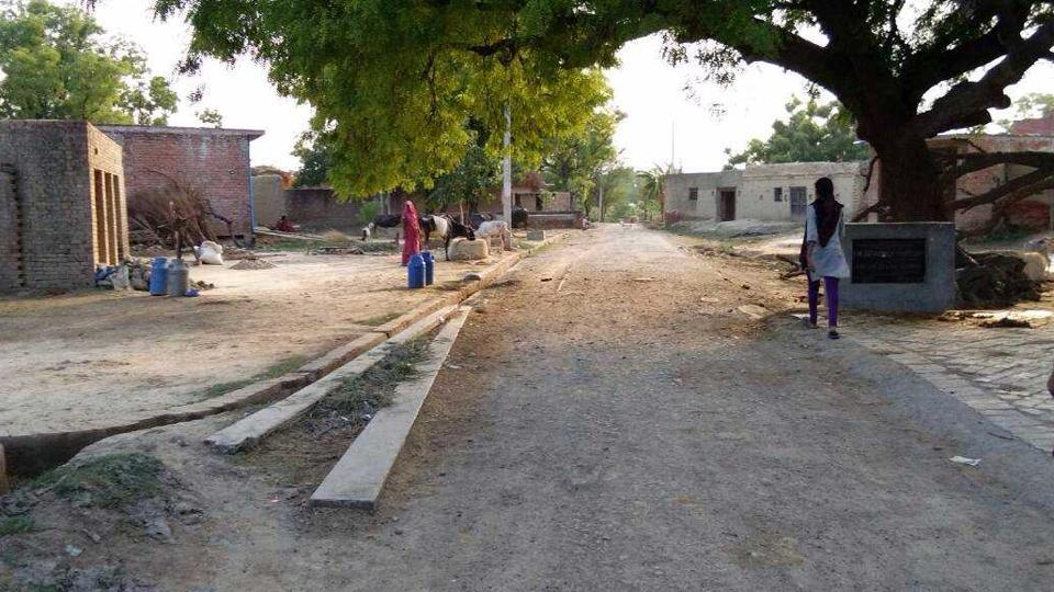 Simmranpur residents have decided to rename the village as Pakistan-occupied Kashmir.