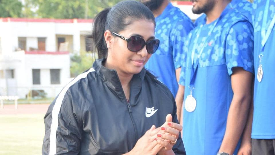 Anju Bobby George is currently the chairperson of Target Olympic Podium Scheme.