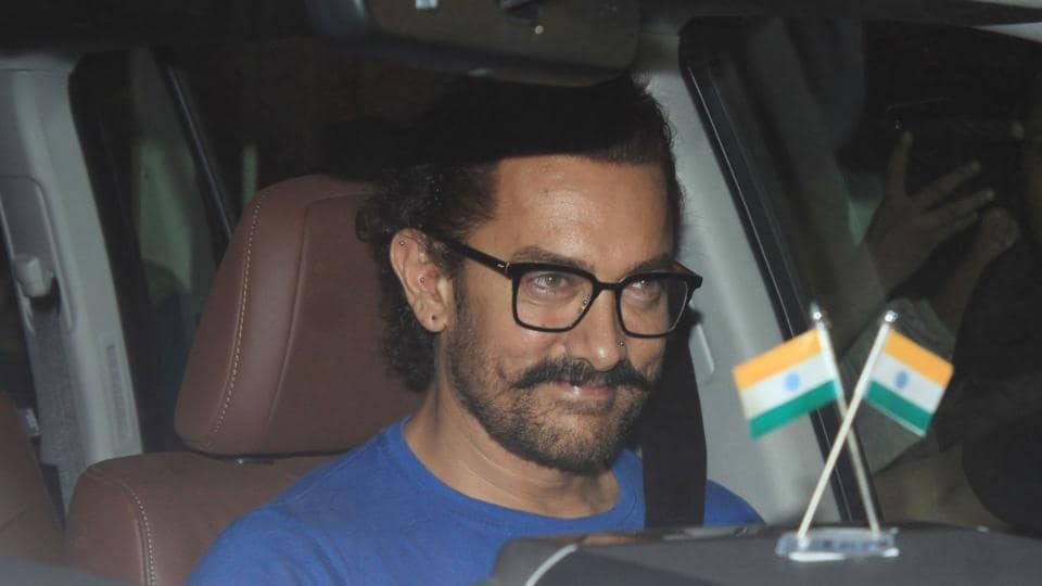 Aamir Khan is working on his next, Thugs of Hindostan.