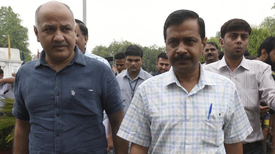 Delhi news,Delhi university,Arvind Kejriwal