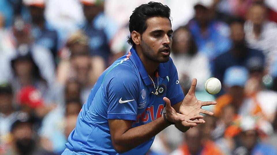 Bhuvneshwar Kumar says the wickets were softer in England in the 2013 edition of the ICC Champions Trophy.