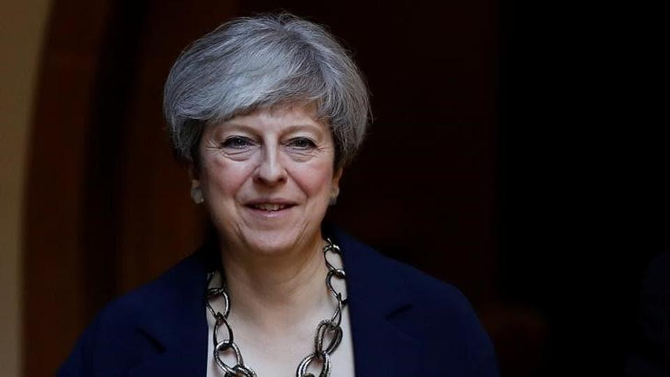 Theresa May,Britain,Snap election