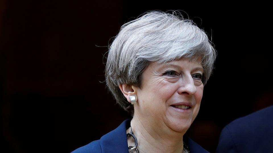 Britain Prime Minister,Theresa May,Brexit