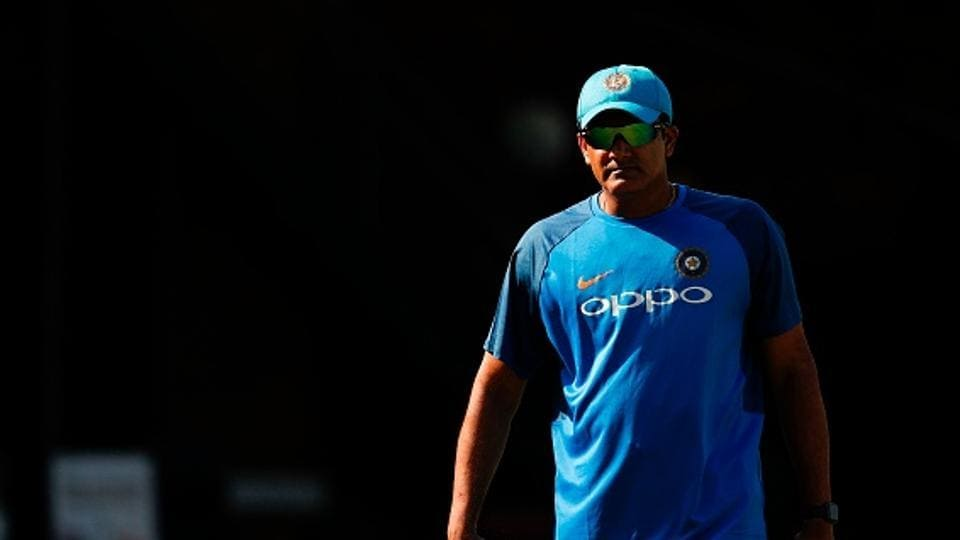 Kumble set to remain India coach for West Indies tour