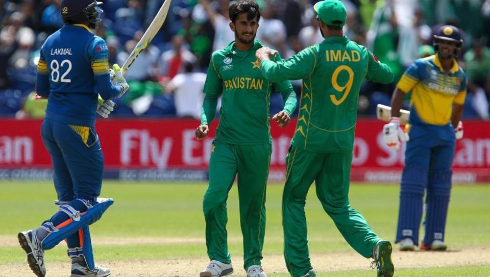 Pakistan beat Sri Lanka to enter the semi-finals of the ICCChampions Trophy 2017. Catch full cricket score of Pakistan vs Sri Lanka here