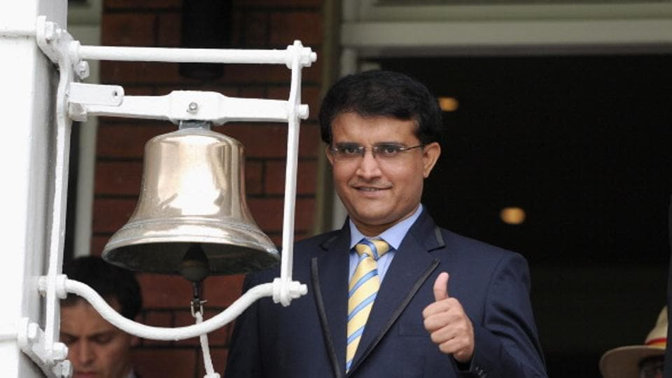 Sourav Ganguly correctly predicted that England would beat Australia in their ICCChampions League encounter, meaning Shane Warne will now have to wear an England jersey.