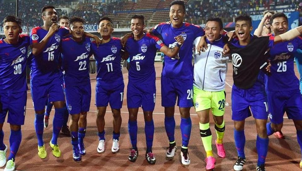Bengaluru FC, one of India's most successful football clubs in recent times, will play in the Indian Super league from this season.