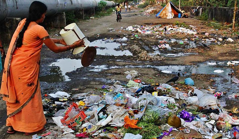Waste segregation,Solid Waste Management,Shivani Singh