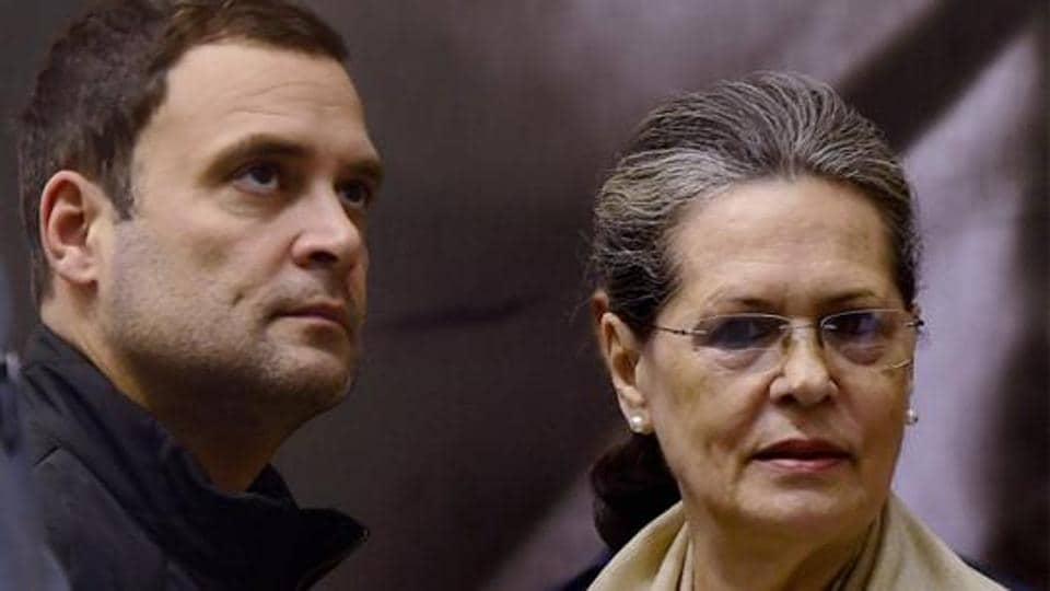 Sonia Gandhi,Congress,Sandeep Dikshit