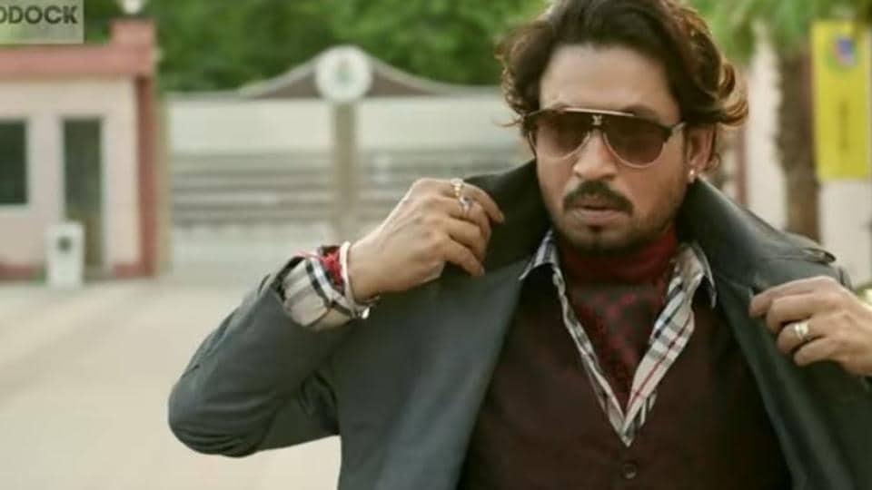 Irrfan Khan was last seen in Hindi Medium.