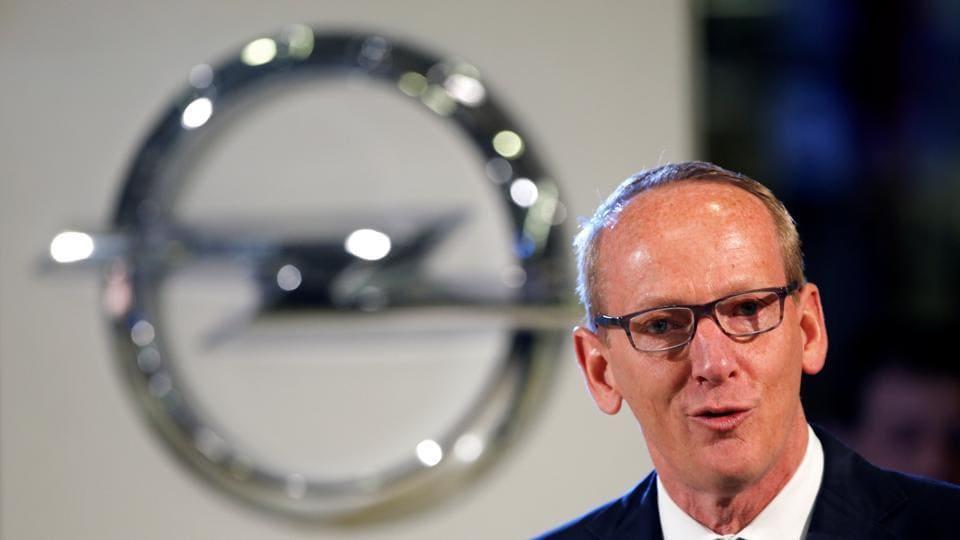 General Motors,Opel,Karl-Thomas Neumann