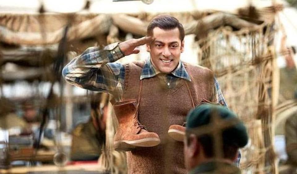 Salman Khan will be back with his Eid release this year -Tubelight.