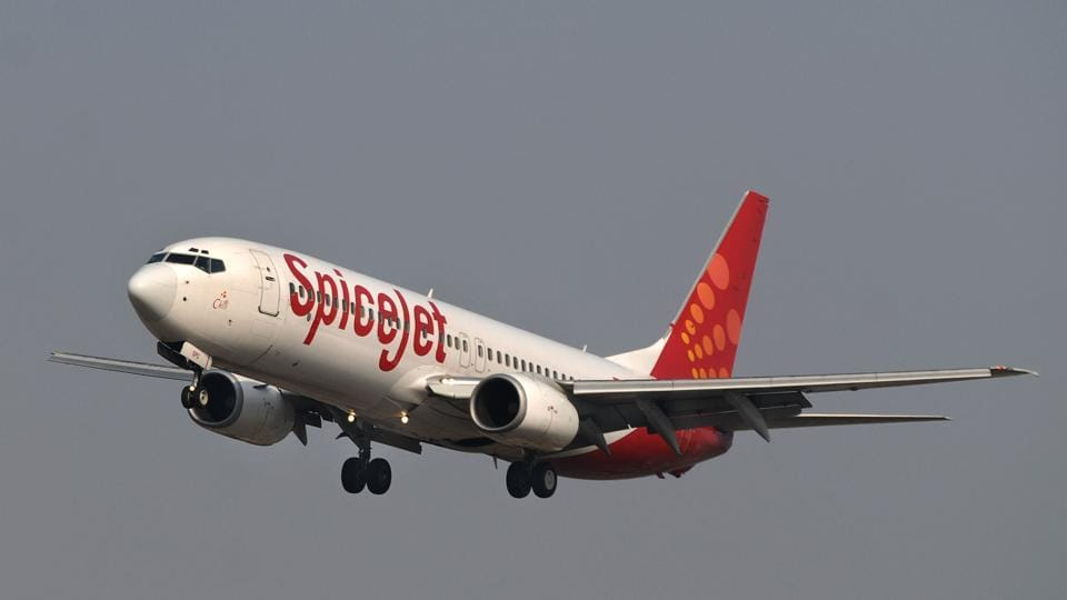 The two new routes -- Mumbai-Porbandar-Mumbai and Mumbai-Kandla-Mumbai -- will be operational with a 78-seater Bombardier Q400 regional jet from July 10, SpiceJet said.